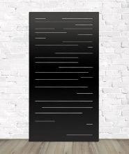 משרביה (על הקיר)