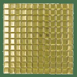 אריחי פסיפס זהב זוהר