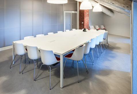 מחיצות רצפה תקרה ניידות למשרדים