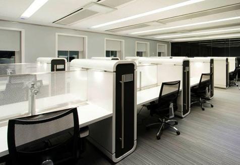מחיצות שולחן למשרדים