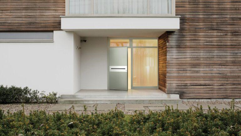 דלתות כניסה ביטחון לבניין