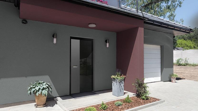 דלתות כניסה לבניינים
