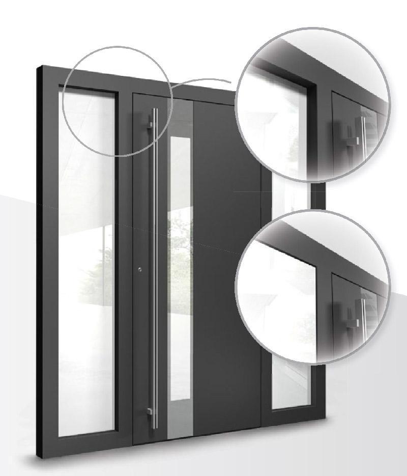 דלת כניסה מעוצבת (2)