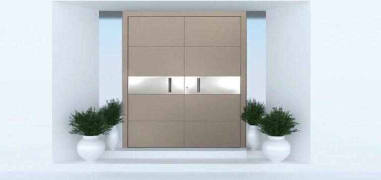 רזידנס+הוטליה: קטלוג דלתות כניסה
