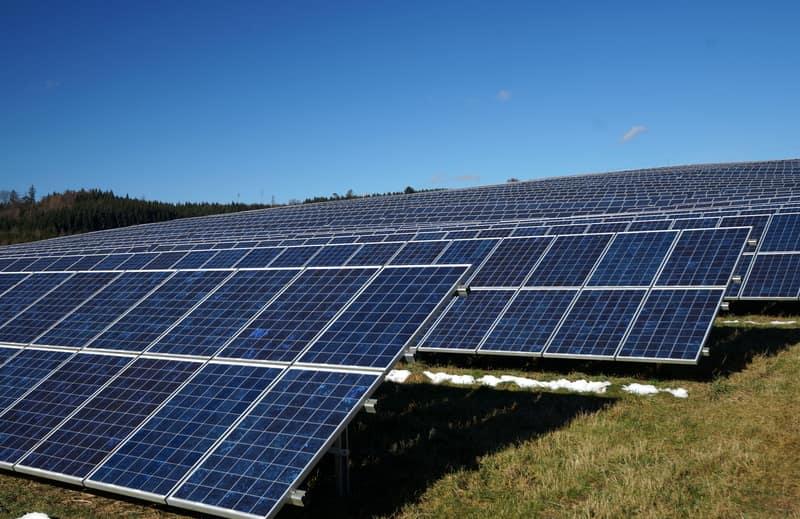 ייצור אנרגיה סולארית
