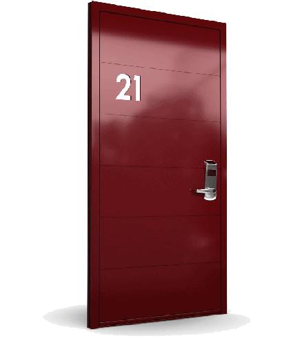 דלת-כניסה-סטנדרטית