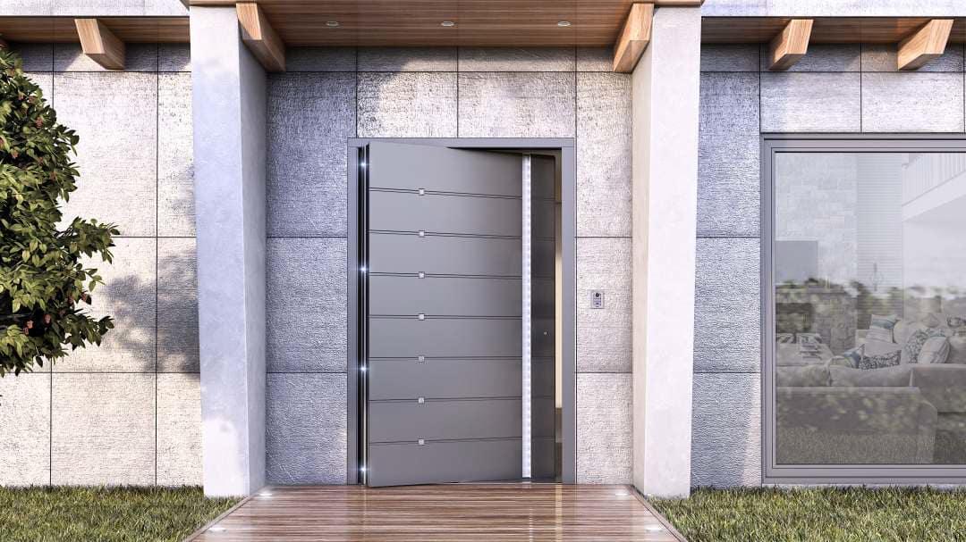 בחירת עיצוב מרשים לדלת כניסה