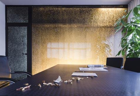 מחיצות מודולריות למשרדים מעוצבים וקירות מעוצבים