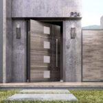 דלתות כניסה מפוארות