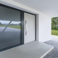 דלתות כניסה דגם אבטחה מוגברת פרמיום