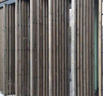 רפפות חשמליות לחיפוי מבנים